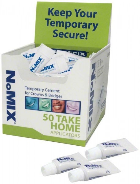 NoMIX® Temporary Cement